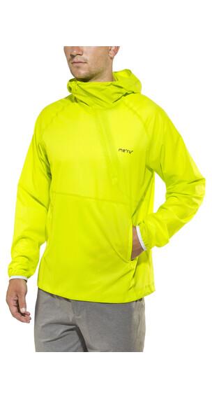 Meru M's Albany Wind Jacket yellow